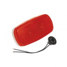 Red Bargman Clearance Light